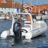 Liya 5.8m Rigid Hull Inflatable Boat Luxury Sail Boats