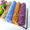 Shiny Chenille Tufted Carpet for Kitchen Living Room Bathroom