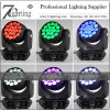 19X12W LED Zoom Moving Head Beam Event Lighting Production Illumination