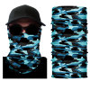 Custom Logo Moisture Wicking Neck Gaiter Quick Dry Headwear