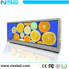 Outdoor P3.33mm Digital Taxi Top Advertising LED Screen