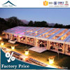 Hot Sale Clear Wall and Clear Top Stretch Wedding Tent to Seat 200 People