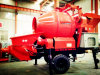 40 Cubic Meter Per Hour Concrete Mixer Pump with Electric and Diesel Power