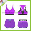 Wholesale Custom Yoga Bra and Shorts Yoga Fitness Wear