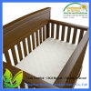 Abstract Fitted Quilted Waterproof Crib Mattress Cover