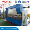 WC67Y-300X3200 hydraulic steel plate bending folding press brake machine