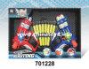2019 Hot Sale EVA Soft Gun Toy Air Shoot Toy Set (701228)