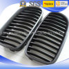 Matte Black Front Auto Car Grille for BMW 1 Series F20/F21 2011-2014""