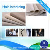 hair interlining for suit/jacket/uniform/textudo/woven