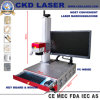 Desktop Smart Mini Fiber Laser Chips Marking Machine with Quickly Speed