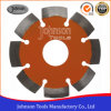 105mm Laser Diamond Saw Blade for Cutting Concrete, Brick, Stone