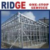 Light Steel Structure Luxury Prefab House Building Prefabricated Construction Zinc Coating