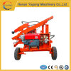 Folding Pile Driver Machine with Hydraulic Power