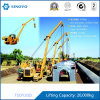 Swamp Wet Land Mud Flat Condition Construction Pipe Trasportation Machine