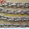 Iron DIN766 Short Galvanized Steel Link Chain