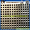 Square Hole Perforated Metal Mesh for Gas Turbines