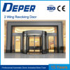 Deper Commerical Two Wing Revolving Door