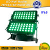 New Design Double Head Outdoor 72PCS X 10W Quad Color RGBW LED Wall Washer Light