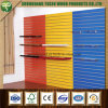 18mm Melamine Covered Slatwall MDF Slot Board Slotwall MDF
