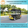 High Quality Electric Mobile Fried Food Truck with Kitchen Equipment