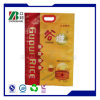 Plastic Rice Packing Bag with Handle