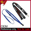 Royal Blue Woven Safety Custom Adjustable Breakaway Lanyards