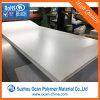 4X8 Opaque White Hard Plastic PVC Sheet 1mm Thickness