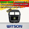 Witson Android 5.1 Car DVD GPS for Mitsubishi Asx 2011