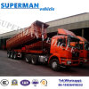 30-35cbm Tri Axle Sand/ Coal Transport Dump Tipping Tipper Trailer