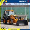 Jcb 3cx Type High Quality Backhoe Loader Excavator with Aguer / Breaker /Fork/4 in 1 Bucket (XD850)