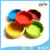 Multi-Color Eco Friendly Washable Shatterproof Silicone Ashtray