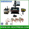 CE- Approved Heat Press Machine 8 in 1