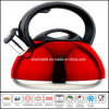 Colorful Stainless Steel Whistling Kettle Kitchenware