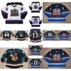 Ahl Manitoba Moose Stephane Morin Alfie Michaud Tommy Hockey Jerseys