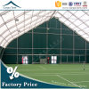 Soft PVC Wall 20mx50m Modular Frame Outdoor Sport Shelter for Football Field