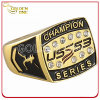 Custom Antique Bronze Plated Super Bowl Series Championship Ring