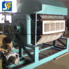 Latest New Paper Egg Tray Making Machine, Egg Moulding Machine Production Liner Kiln Drying