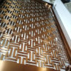 304 Stainless Steel Hanging Room Divider Partition Anti-Finger Print Stainless Steel Sheet USA