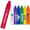 Christmas Gift Crayon Wax Crayon Washable Bath Crayon for Kids