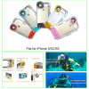 Professional Under Waterproof 40 Meters Mobile/Cell Phone Case Phone Case for iPhone5/5s