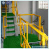 China Light Weight Easy Installation FRP Pultruded Handrail, FRP Fencing