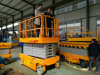 Manual Mobile Scissor Lift Hydraulic Scissor Lift Platform Self-Propelled Lift Platform Price