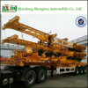 Low Price 40FT Container Chassis Skeleton Semi Trailer