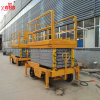 12 Meter Hydraulic Mobile Scissors Man Lift Window Cleaning Lift