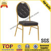 Elegant Aluminum Round Back Banquet Furniture Banquet Chair