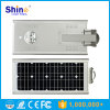 Factory Directly-Selling 15W Integrated Solar Street Light with Motion Sensor Function