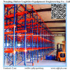 Heavy Duty Drive Through Rack for Warehouse Storage