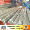 Round Hollow Section Hot DIP Galvanized Steel Pipe Price