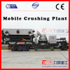 Mobile Crushing Machine Stone Rock Ore Cone Crusher Plant
