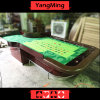 Professional Casino Roulette Table with Deluxe 20 Dedicated Wood Wheel Can Be Custom (YM-RT06)